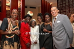President's annual Calypso Reception 2014