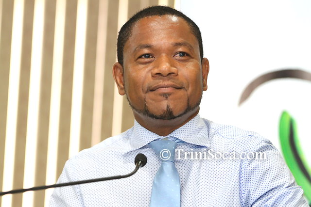 Ministry of Education School Supervisor of Port of Spain and environs, Carl Thomas