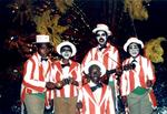 Traditional Carnival Characters