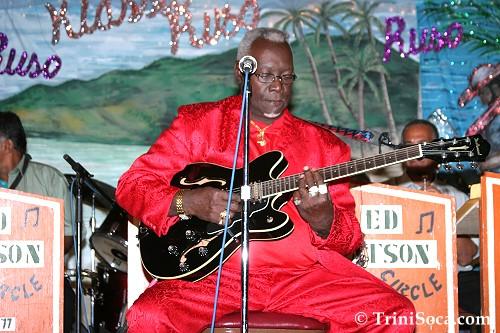 Kenroy 'Black Prince' Smith sings 'Neglect'