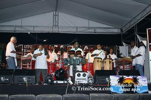 Caribbean Vibes Rhythm Section
