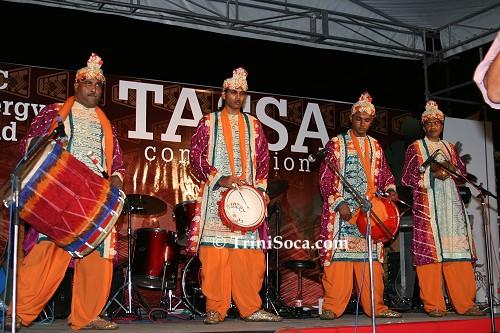 Tropical Power Country Boys Tassa Group